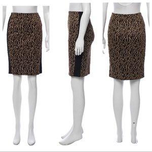 Balenciaga knee-length skirt